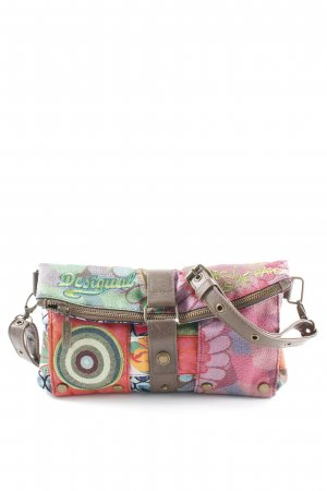 Desigual Mini Bag abstract pattern casual look