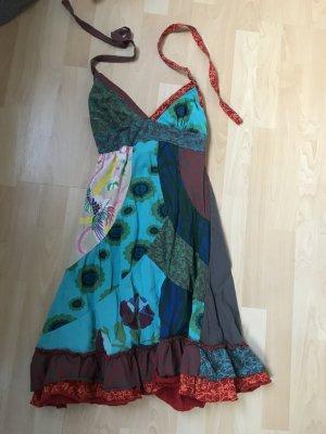 Desigual Neckholder Kleid