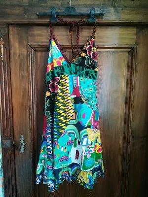 Desigual Neckholder-Kleid