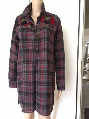 Desigual Lange blouse veelkleurig