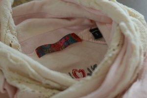 Desigual Turtleneck Sweater multicolored cotton