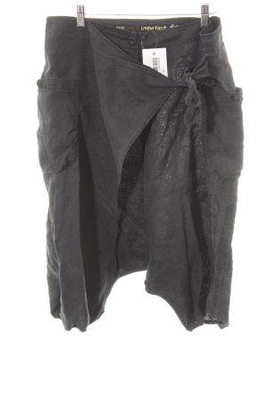 Desigual Flodderbroek zwart casual uitstraling