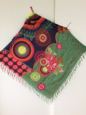 Desigual Foulard multicolore coton