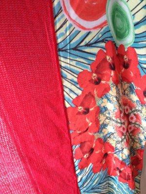Desigual-Schal mit Strick