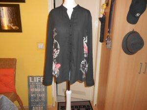 Desigual- schwarze Bluse Gr. L