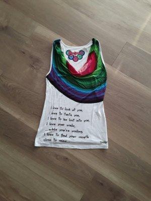 Desigual Shirt ärmellos