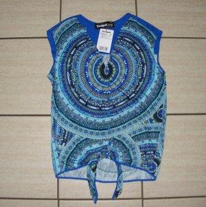 Desigual Shirt / Bluse / Blusenshirt Gr. M / NEU
