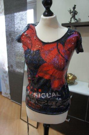 DESIGUAL Shirt Größe XS 34
