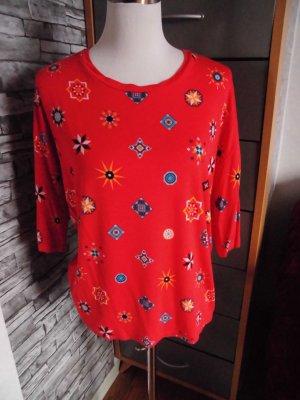 Desigual Oversized Shirt multicolored