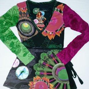 Desigual Sweatshirt multicolore