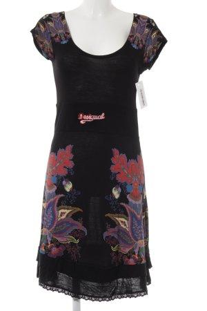 Desigual Shirtkleid florales Muster Casual-Look