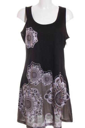 Desigual Shirtkleid florales Muster extravaganter Stil