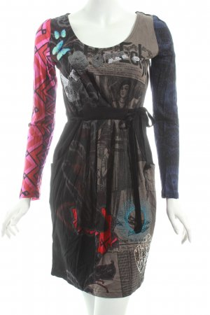 Desigual Shirtkleid mehrfarbig Street-Fashion-Look
