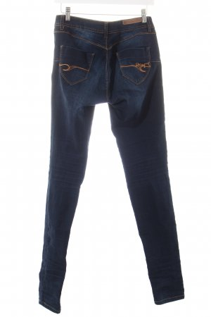 "Desigual Skinny Jeans ""The WOW"" dunkelblau"