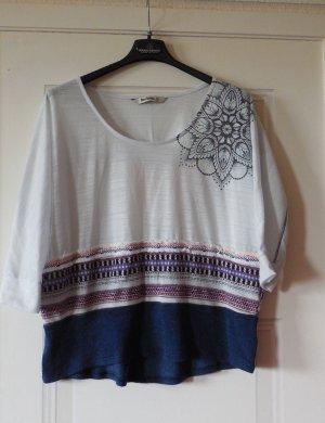 Desigual Sommer Shirt leicht luftig toll Gr.S bequem Aktuelle Kollektion