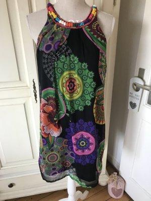 Desigual Sommerkleid tolle Farben 119€