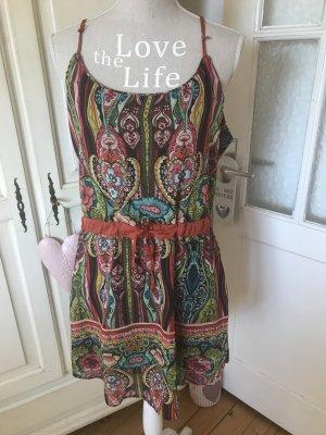 Desigual Sommerkleid tolle Farben 129€