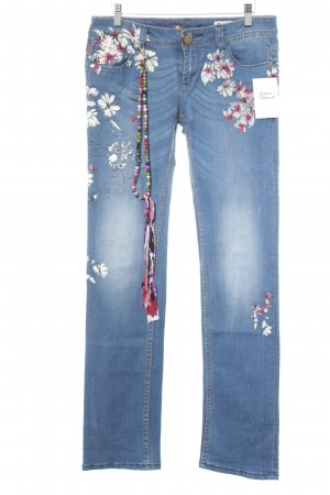 "Desigual Straight-Leg Jeans ""The Dream"""