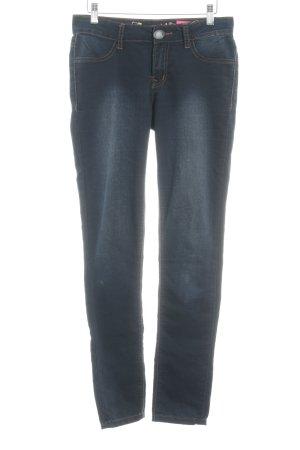 Desigual Stretch Jeans dunkelblau Casual-Look