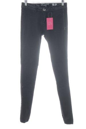 Desigual Jeans elasticizzati nero stile casual