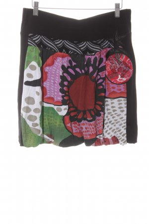 Desigual Stretchrock Mustermix Casual-Look