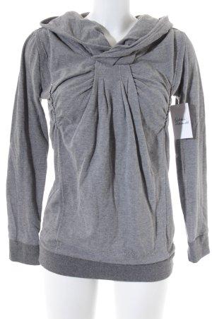 Desigual Sweatshirt grau Casual-Look