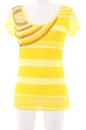 Desigual T-Shirt Punktemuster Casual-Look