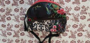 Desigual Canvas Bag multicolored