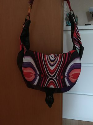 Desigual Carry Bag multicolored textile fiber