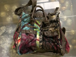 Desigual Sports Bag multicolored