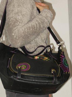 Desigual Tasche Handtasche schwarz
