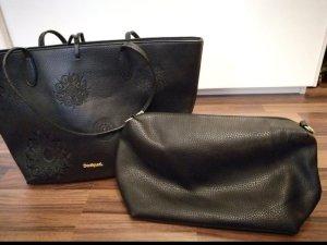 Desigual Tasche mit Innentasche