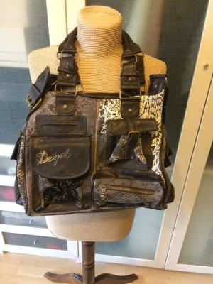 Desigual Tasche Patchwork guter Zustand