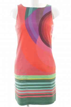 Desigual Pinafore dress graphic pattern casual look