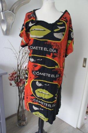 DESIGUAL Tunika Größe L Kleid
