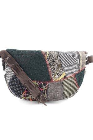Desigual Crossbody bag abstract pattern Boho look