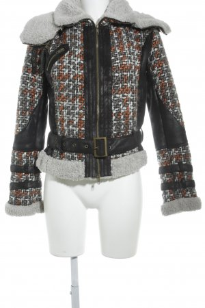 Desigual Winterjacke mehrfarbig Street-Fashion-Look