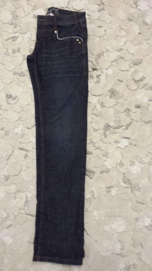 DESIGWAL  / Hüfthose  dunkelblau US  Waschung / Gr. 38 - 34 länge
