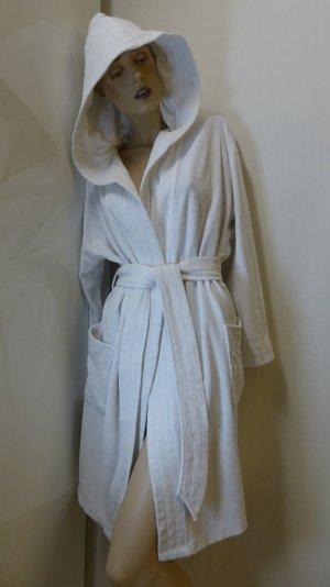 Peignoirs de bain blanc tissu mixte