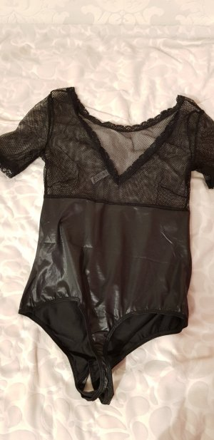 dessous body t Shirt ouvert wetlook 36/38