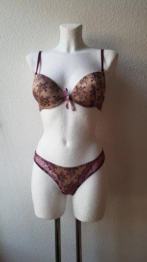 Set lingerie multicolore