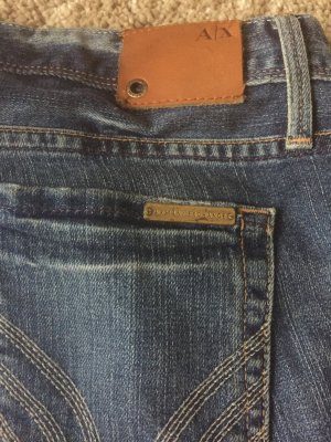 Destroied Jeans von Armani Exchange