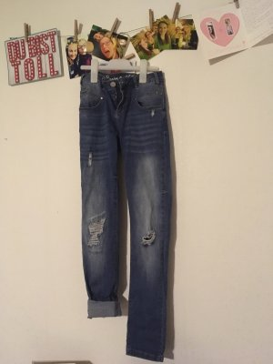 Destroyed Damen Jeans