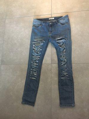 Daysie Tube Jeans azure