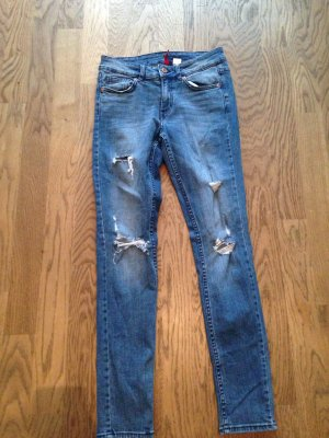 Destroyed Jeans Gr. 36