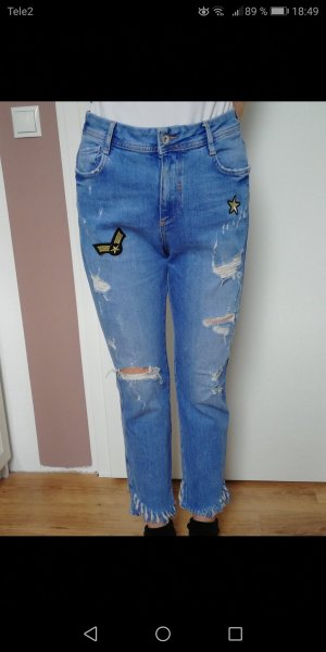 Destroyed Jeans HighWaist