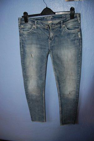 destroyed jeans von SILVER