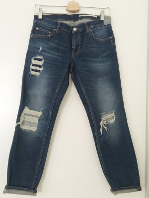 Destroyed Jeans von Zara