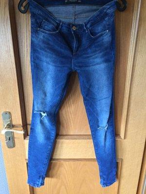 Zara Spijkerbroek blauw