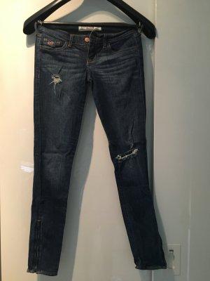Destroyed Look Hollister Jeans